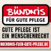 Logo Bündnis für gute Pflege